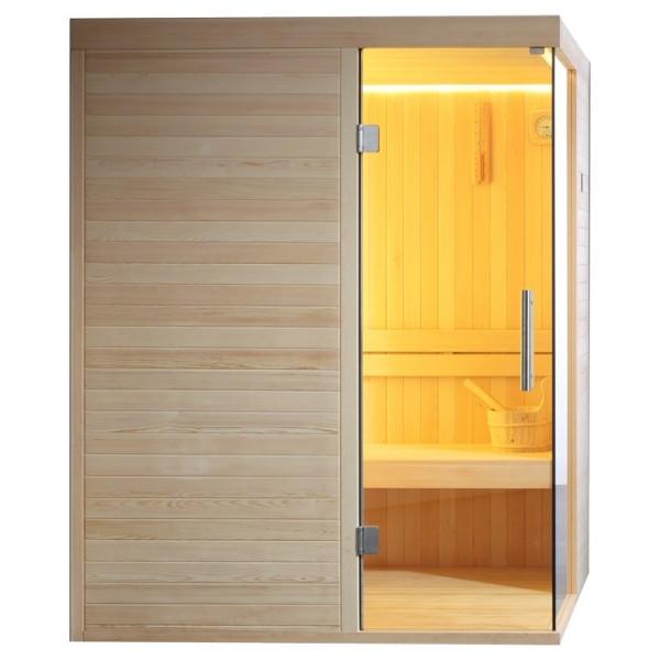 AWT Pinienholz-Sauna E1804