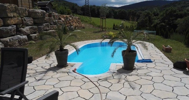 Pool - Heizung - Freizeit