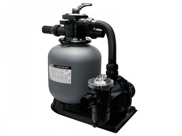 Sandfilteranlage FSP500 (0,75 kW) - BRILIX