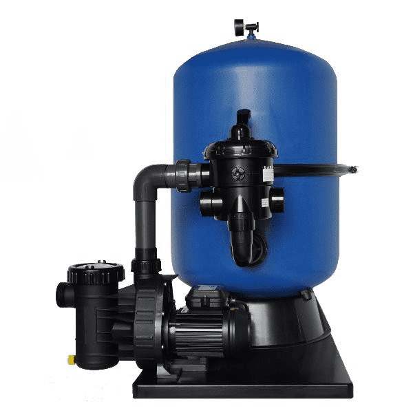 Filterbehälter Pacific