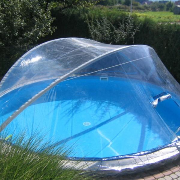 Cabrio Dome für Oval Becken UND ZUBEHÖRTEILE