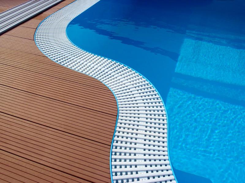 Berlaufpool pp polypropylen becken becken pool for Schwimmbad becken
